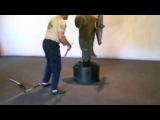 тестовая рубка длинными мечами. ARMA 2011