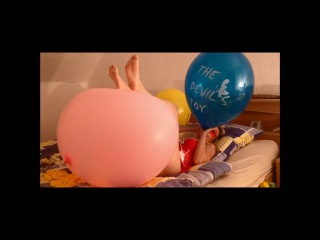 Beautiful Looners - let it pop 42 balloons part 3 trailer
